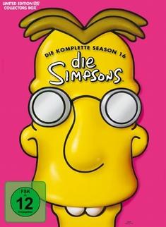 DIE SIMPSONS - SEASON 16  [LE] [4 DVDS]