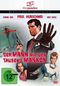 DER MANN MIT DEN TAUSEND MASKEN - Albert von Martin