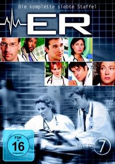 EMERGENCY ROOM - STAFFEL 7  [6 DVDS]