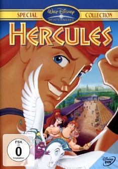 HERCULES  (WALT DISNEY) - John Musker, Ron Clements