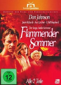 FLAMMENDER SOMMER - DER LANGE,...  [2 DVDS] - Stuart Cooper