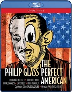 PHILIP GLASS - THE PERFECT AMERCIAN - Phelim McDermott