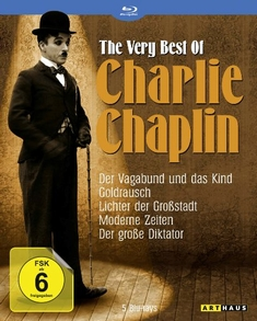THE VERY BEST OF CHARLIE CHAPLIN  [5 BRS] - Charlie Chaplin