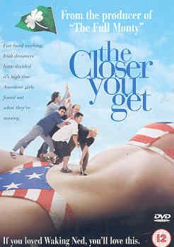 CLOSER YOU GET (DVD)