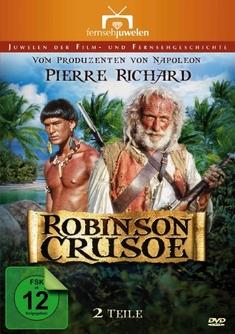 ROBINSON CRUSOE - DER KOMPL. ZWEITEILER [2 DVDS] - Thierry Chabert