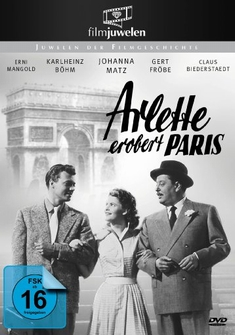 ARLETTE EROBERT PARIS - Victor Tourjansky