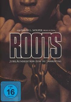 ROOTS - BOX SET - JUBILÄUMS EDITION  [5 DVDS] - Marvin J. Chomsky, John Erman, David Greene, Gilbert Moses