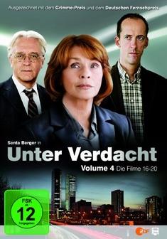 UNTER VERDACHT - VOL. 4/FILME 16-20