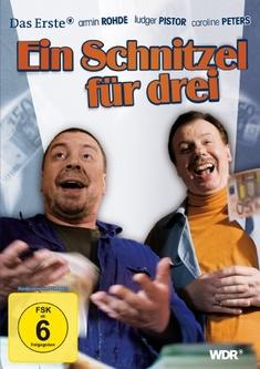 EIN SCHNITZEL FÜR DREI - Manfred Stelzer