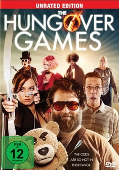 THE HUNGOVER GAMES - UNRATED EDITION - Josh Stolberg