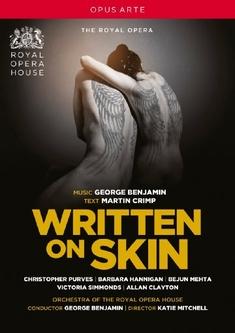 WRITTEN ON SKIN - Margaret Williams