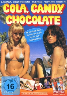 COLA, CANDY, CHOCOLATE - Siggi Götz