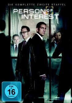 PERSON OF INTEREST - STAFFEL 2  [6 DVDS]