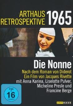 DIE NONNE - ARTHAUS RETROSPEKTIVE - Jacques Rivette