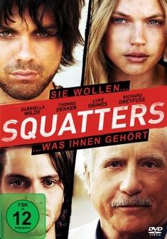 SQUATTERS - Martin Weisz