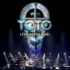 TOTO - 35TH ANNIVERS...  [DE] (+ BR) (+ 2 CDS)