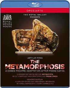 THE METAMORPHOSIS - THE ROYAL BALLET - Ross MacGibbon