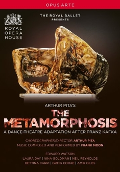 THE METAMORPHOSIS - THE ROYAL BALLET - Ross MacGibbon