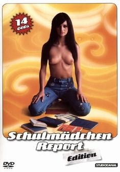SCHULMÄDCHEN-REPORT EDITION  [14 DVDS] - Ernst Hofbauer, Walter Boos