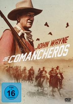 DIE COMANCHEROS - Michael Curtiz, John Wayne