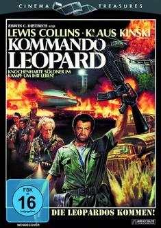 KOMMANDO LEOPARD - CINEMA TREASURES - Anthony M. (Antonio Magheriti) Dawson