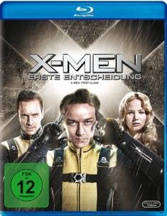 X-MEN - ERSTE ENTSCHEIDUNG - Matthew Vaughn