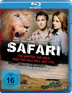 SAFARI - YOU WANTED THE WILD - NOW THE WILD... - Darrell Roodt