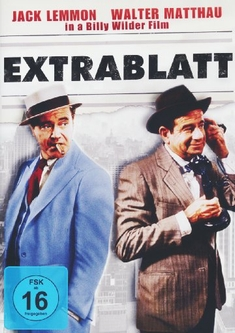 EXTRABLATT - Billy Wilder