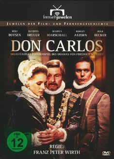 DON CARLOS - FILMJUWELEN - Franz Peter Wirth