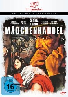 MÄDCHENHANDEL - FILMJUWELEN - Luigi Comencini