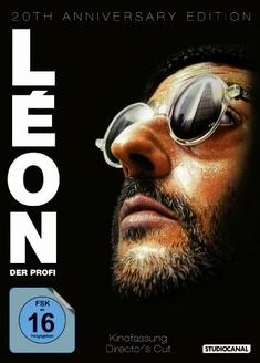 LEON - DER PROFI - 20TH ANNIVERSARY EDITION [DC] - Luc Besson
