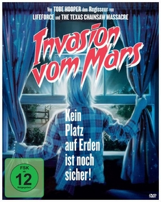 INVASION VOM MARS - Tobe Hooper