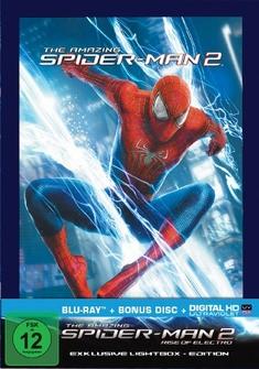THE AMAZING SPIDER-MAN 2 - RISE OF EL... [2 BRS] - Marc Webb