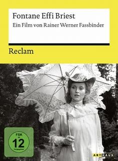 EFFI BRIEST - RECLAM EDITION - Theodor (Buch) Fontane, Rainer Werner Fassbinder