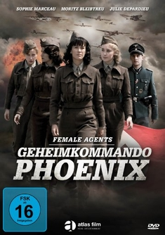 GEHEIMKOMMANDO PHOENIX - FEMALE AGENTS - Jean-Paul Salome