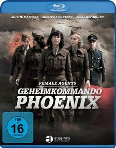 GEHEIMKOMMANDO PHOENIX - FEMALE AGENTS - Jean-Paul Salome