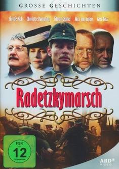 RADETZKYMARSCH - GROSSE GESCHICHTEN 1  [2 DVDS] - Gernot Roll, Axel Corti