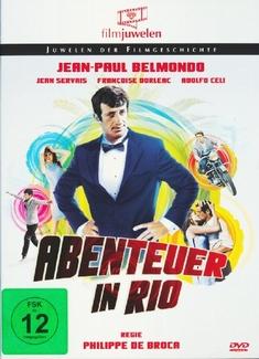 ABENTEUER IN RIO - Philippe de Broca