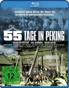 55 TAGE IN PEKING - Nicholas Ray