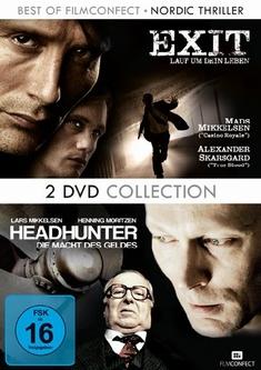 NORDIC THRILLER - BOX  [2 DVDS]
