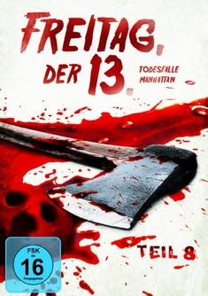 FREITAG, DER 13. - TEIL 8: TODESFALLE... - UNCUT - Rob Hedden