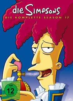 DIE SIMPSONS - SEASON 17  [CE] [4 DVDS]