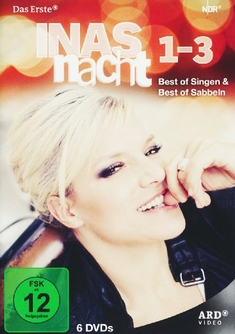INAS NACHT - BEST OF SINGEN & BEST ...1-3 [6DVD]