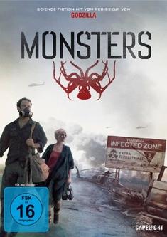 MONSTERS - Gareth Edwards
