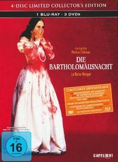 DIE BARTHOLOMÄUSNACHT  [LCE] (+ 2 DVDS) (+ BONUS - Patrice Chereau