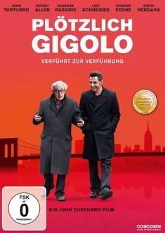 PLÖTZLICH GIGOLO - John Turturro