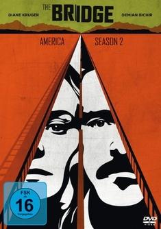 THE BRIDGE - AMERICA - SEASON 2  [4 DVDS]