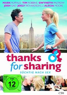 THANKS FOR SHARING - SÜCHTIG NACH SEX - Stuart Blumberg