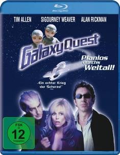 GALAXY QUEST - PLANLOS DURCHS WELTALL - Dean Parisot