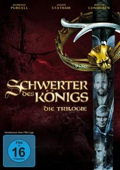 SCHWERTER DES KÖNIGS - DIE TRILOGIE  [3 DVDS] - Uwe Boll